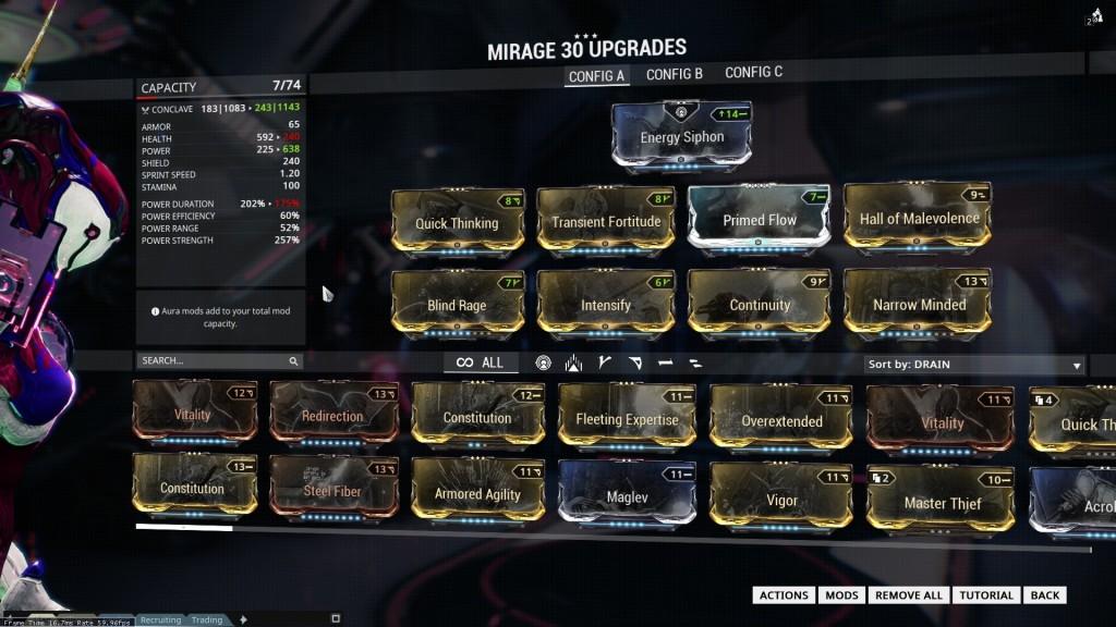 mirage 2