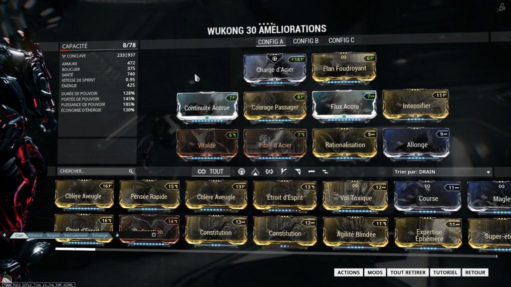 Premi 232 Res Impressions Et Build Wukong L Zass