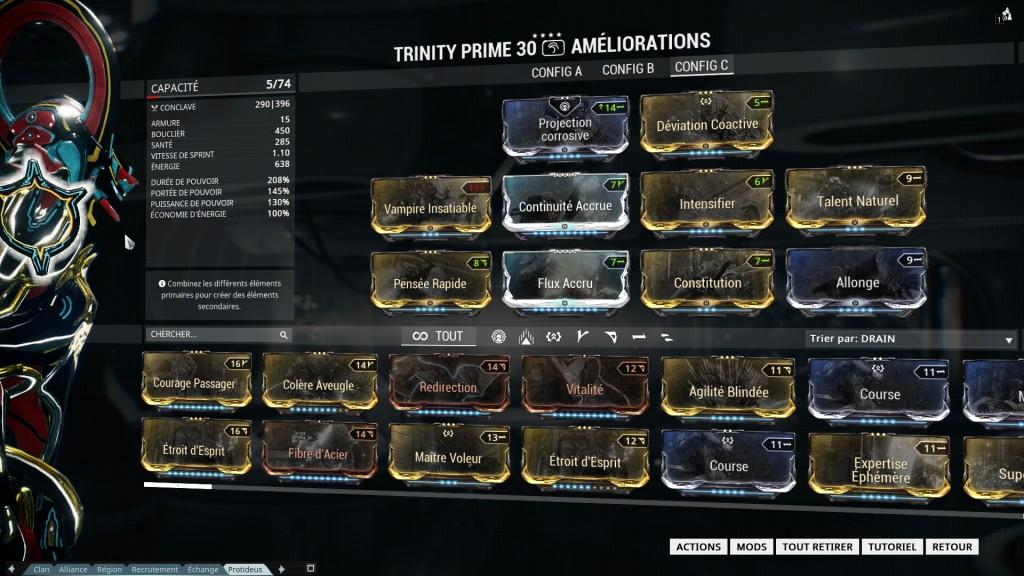 Trinity Hybrid