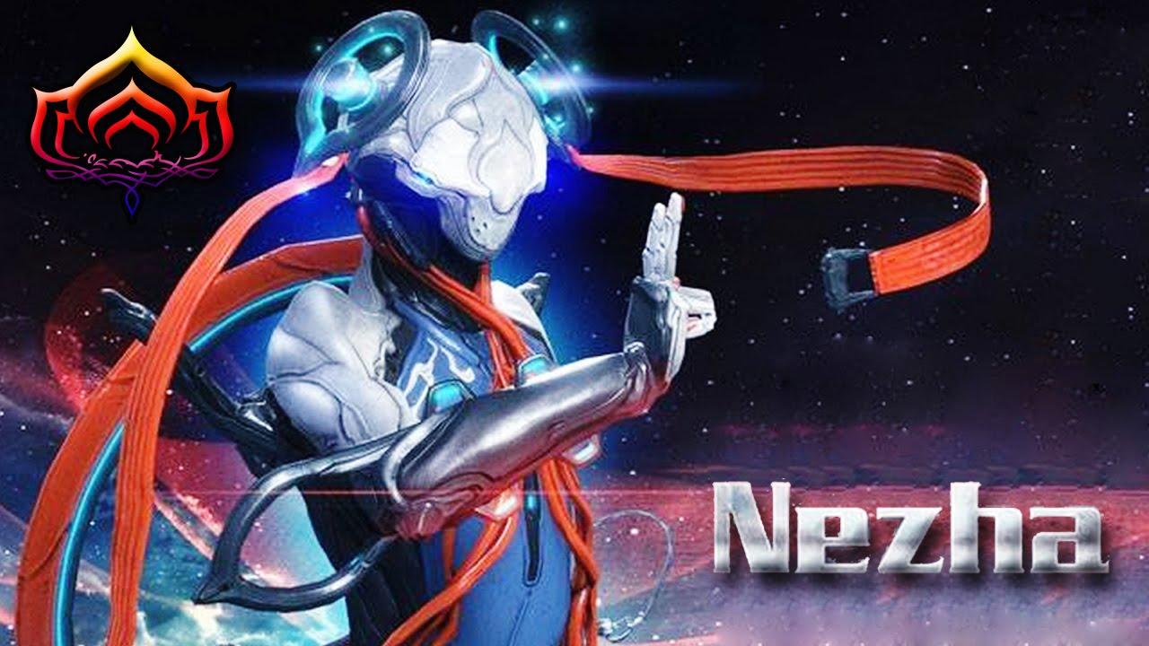Warframe Nezha Build Fr